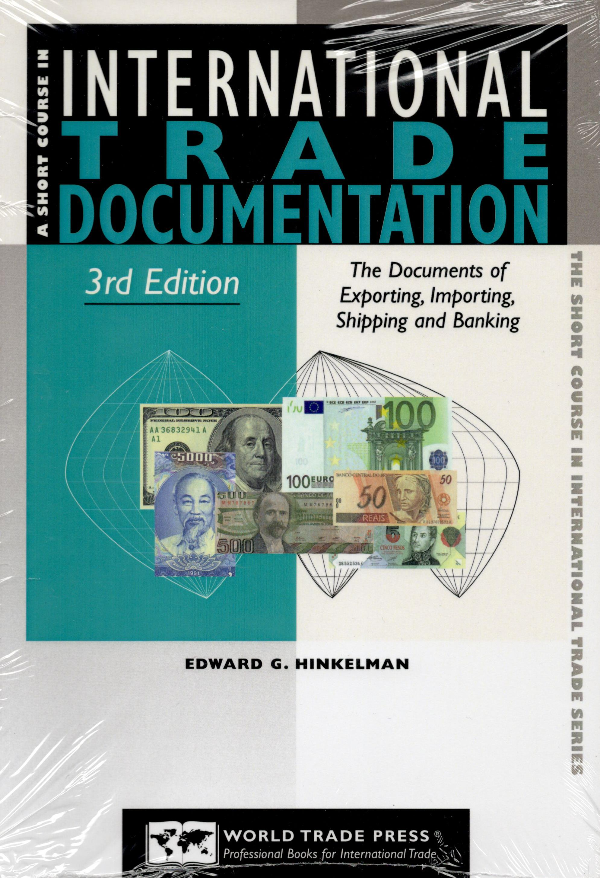 International Trade Documentation, 3rd edition