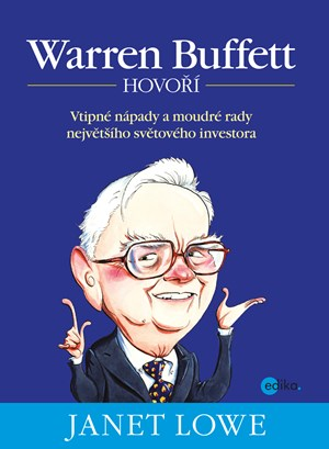 Warren Buffett hovoří