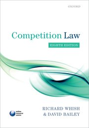 Competition Law, 8th edition
