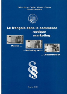 Le francais dans le commerce - optique marketing