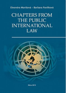 Chapters from the Public International Law