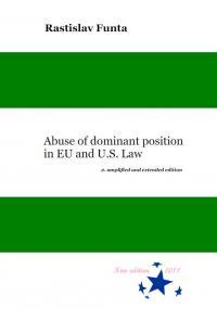 abuse of dominant position Video created by lund university for the course european business law: competing in europe the module examines article 102 tfeu, which prohibits the abuse of a dominant position within the internal market it also provides an overview of.