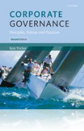 Corporate Governance: Principles, Policies and Practices 2. edition