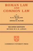 Roman Law and Common Law